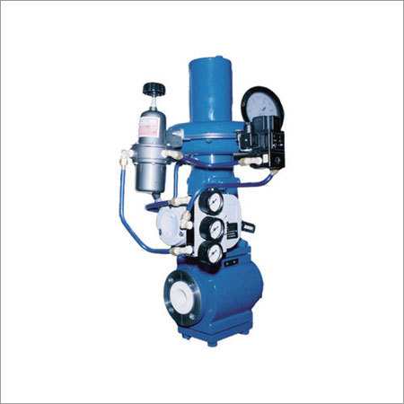 Ptfe Lined 2 Way  Control Valve
