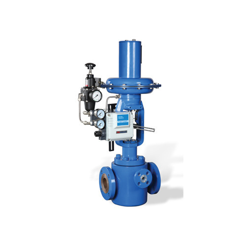 Steam Jacketed Control Valve