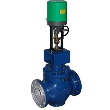 Electrical Operated Globe 2 Way Valve