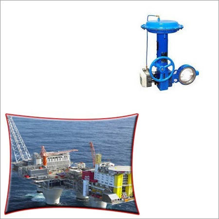 Butterfly Valve for Petroleum Industry