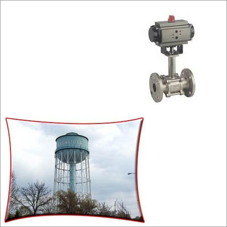 O Ball Valve for Water Tank