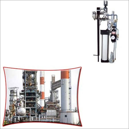 Power Cylinder for Chemical Industry