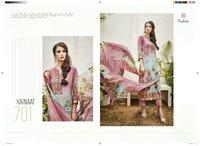 Crepe Printed Salwar Kameez Online