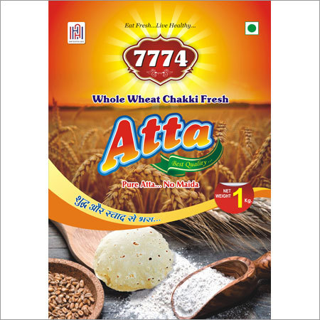 1 Kg Whole Wheat Chakki Fresh Atta