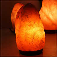 Rock Salt Lamp