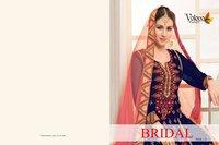Heavy Designer Bridal Wear Sarara Suits