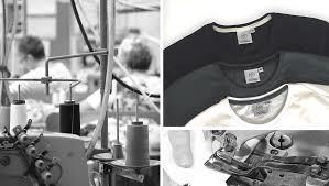 T-shirt fabrication
