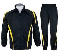 tracksuit fabrication