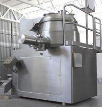 High Shear Mixer Granulation