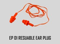 EP 01 REUSABLE EAR PLUG