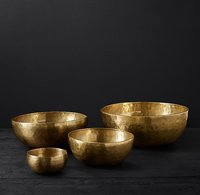 Decorative Brass serving Bowl