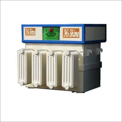 Three Phase Air cooled Automatic Voltage Stabilizer
