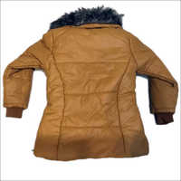 Girls Buckle Back Jacket