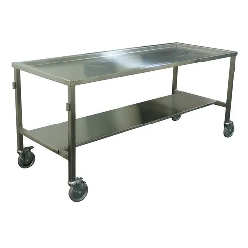 Dissecting Autopsy Table