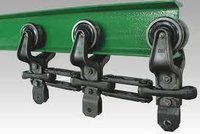 Drop forged I beam chain