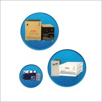 2.0 kVA Servo motor operated line voltage corrector
