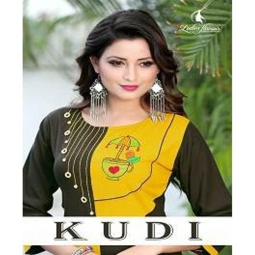 Kudi Rayon Kurtis For Women's