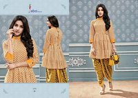 Kurti With Dhoti Pattern Collection Eba Vol 5