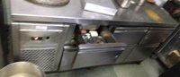 Two door  Refrigerator Table top