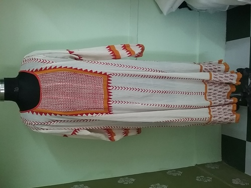 Ladies Crepe Kurta