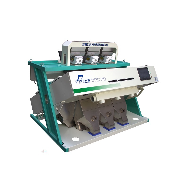 196 Channels Corn Color Sorter