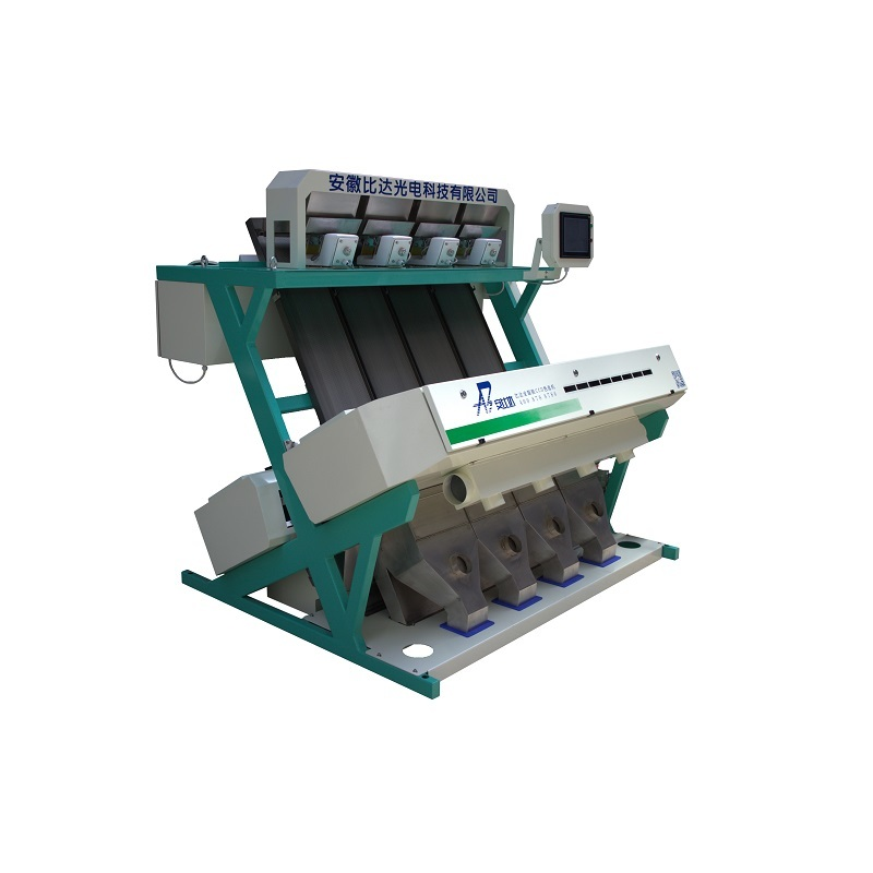 256 Channels Bean Color Sorter Machine