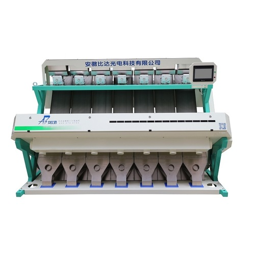 196 Channels Chickpeas Color Sorter