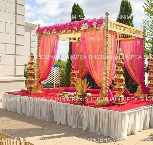 Sankheda Wedding Mandap