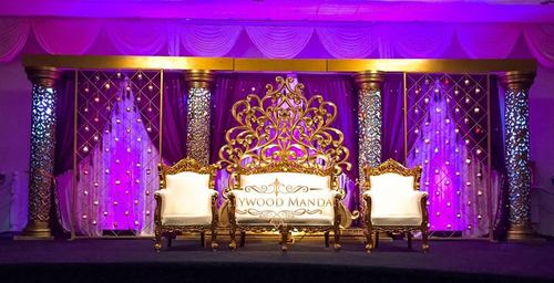Sun Theme Wedding Mandap