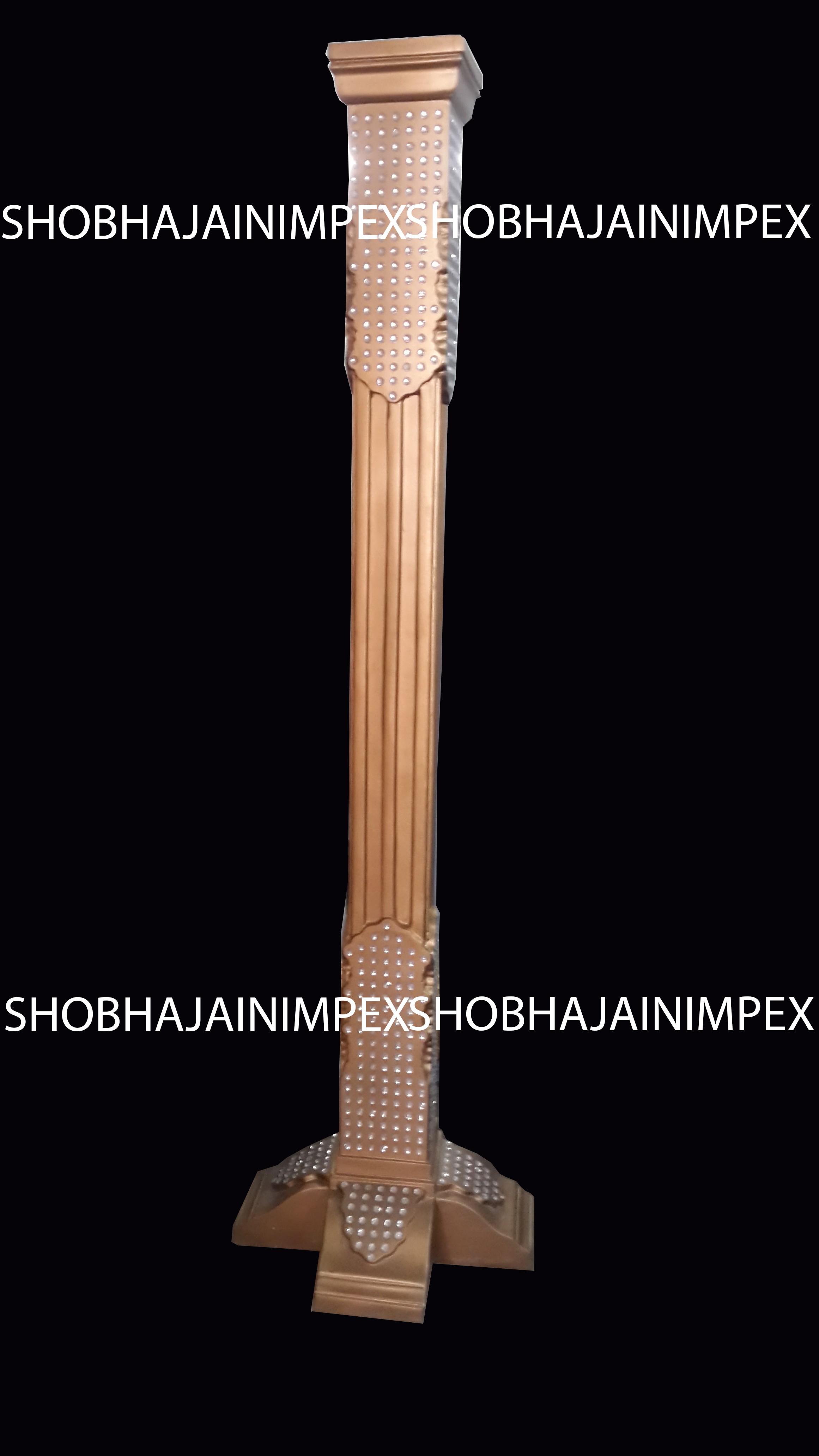 Swaroki Pillar Wedding Mandap