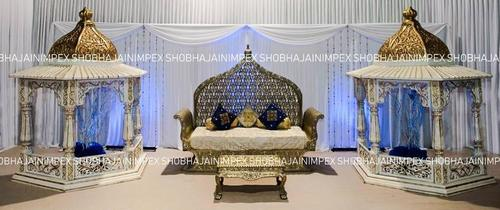 Temple Dome Wedding Mandap