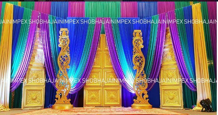 Viana Wedding Mandap
