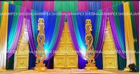 Viana Wedding Mandap