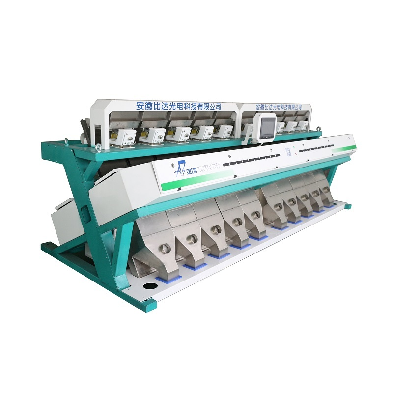 640 Channels Stone Color Sorter