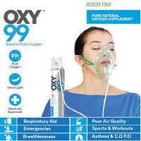 Oxy99 Portable Oxygen Cylinder/Can
