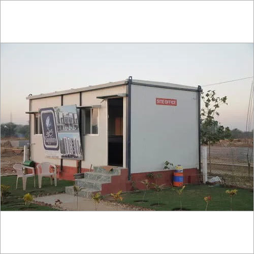 PUF Insulated Site Office