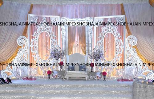 Diamond Wedding Fiber Frame
