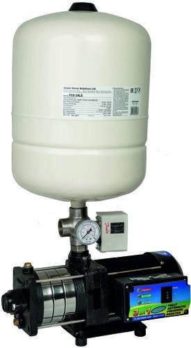 Shower Pressure Booster System