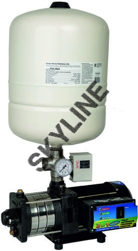 High Pressure Booster Pump