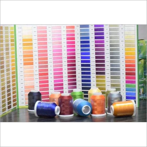 German Colour thread