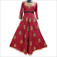 Printed Cotton Gown in New Delhi