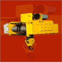 BHT Electric Wire Rope Hoist