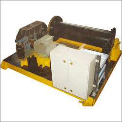 Electric - Manual Winch Machine