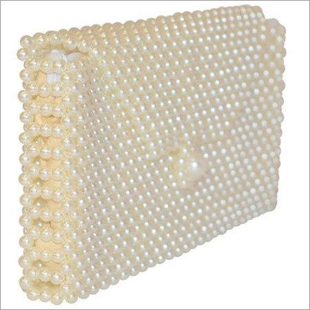 Zari Pearl Handbag