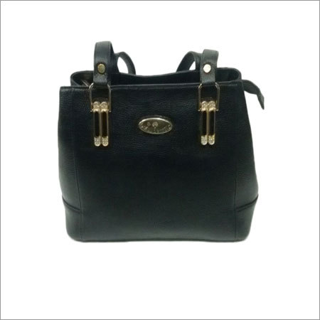 Leather Girl Office Bag