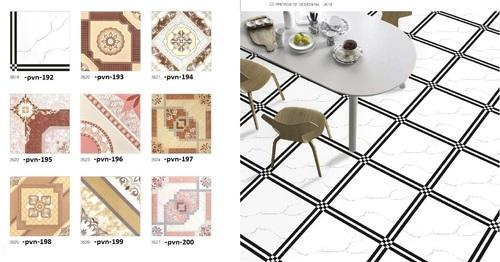 Victrified Floor Tiles