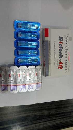 Diclofenac Ampoule Painless INJ
