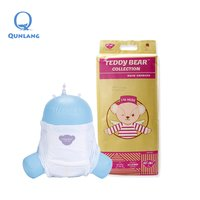 No Reverse Leakage Baby Diapers