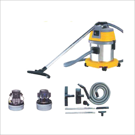 15 Ltr Stainless Steel Wet & Dry Vacuum Cleaner