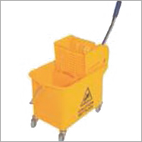 Single Mop Wringer Trolly 20L